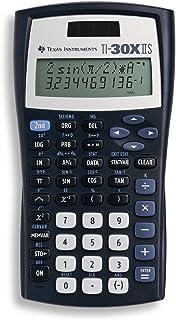 TI-30X IISCalculatrice r'f europ'enne