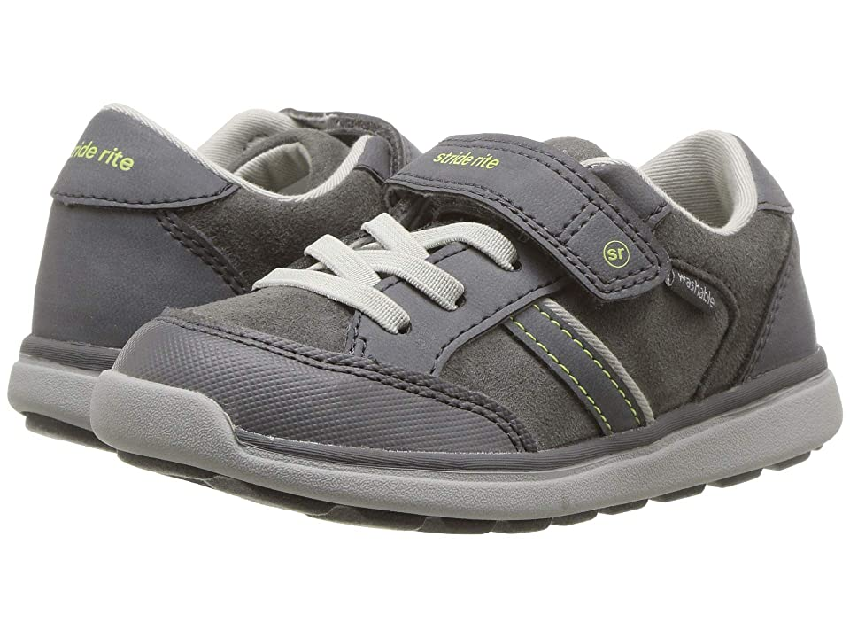 Stride Rite Made 2 Play Cory (Toddler/Little Kid) (Grey) Boy