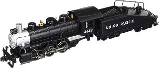 Bachmann Industries Usra 0-6-0 HO Scale #4442 U.P Locomotive, Silver and Black