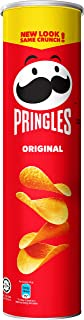 Pringles Galaxy Potato Chips, Original, 147g