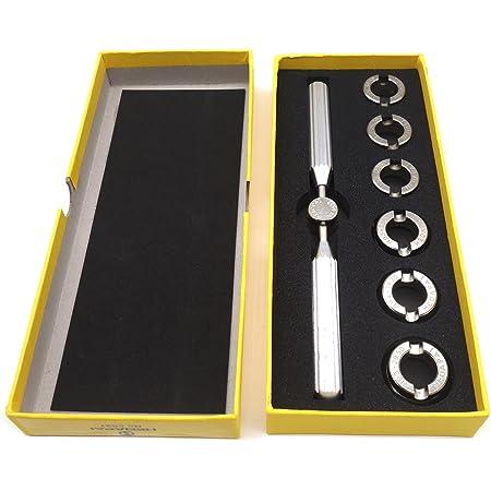 Apricasse per Orologi, Kit Professionale Apricasse per Apertura Casse Orologi Rolex e Tudor, Ideale per Orologiai