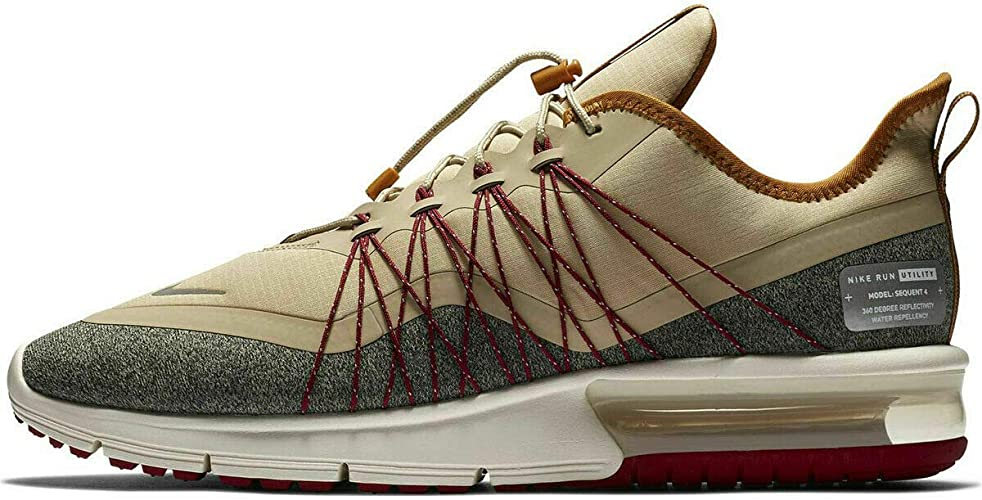 Nike Air Max Sequent 4 Utility, Chaussures de Fitness Homme : Nike ...