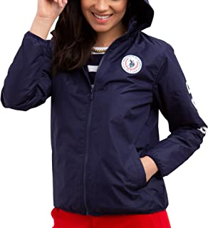 U.S. Polo Assn. Women's Lightly Filled Windbreaker