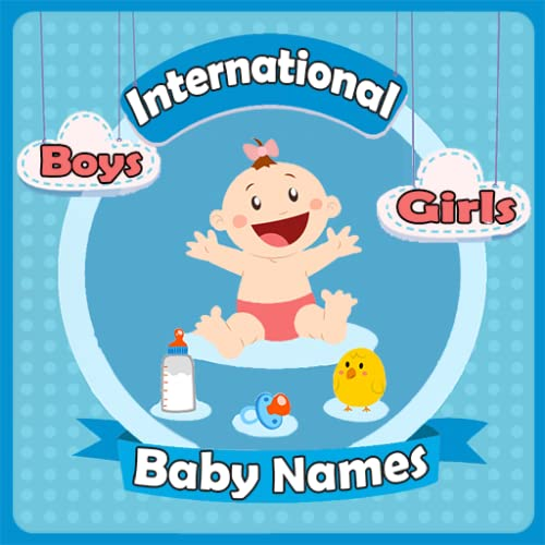 International Baby Names - Popular Boy & Girl Names