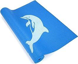 Wai Lana Yogi Dolphins Mat, Blue