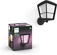 Philips Hue Econic Smart Outdoor White & Color Wall Lantern, 1743930V7
