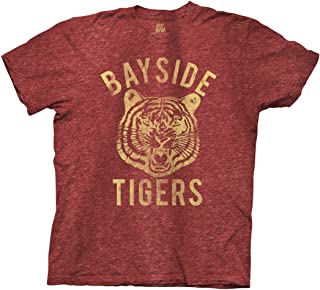 Saved by The Bell Bayside Tigers Adult T-Shirt