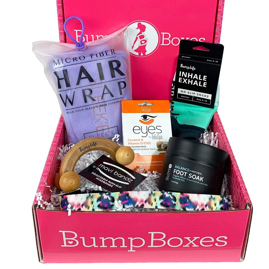 3rd Trimester Pregnancy Gift High quality new : Box Boxes Bump Under blast sales
