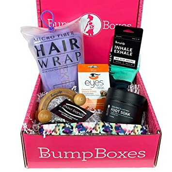 Bump Box 3rd Trimester Pregnancy Gift Box