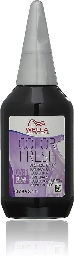 Wella Tinte Color Fresh 10/81 - 75 ml