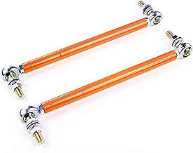 product image for American Star Talon 1000X 4130 Chromoly Sway Bar Links In Illusion Orange Metallic Powder Coating