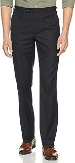 Park Avenue Men's Straight Fit Formal Trousers