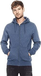 Zipper Hoodies for Men | Men's 100% Organic Cotton Zip Up Hooded Sweatshirt - s7jk1s470ba