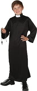 priest with boy costume