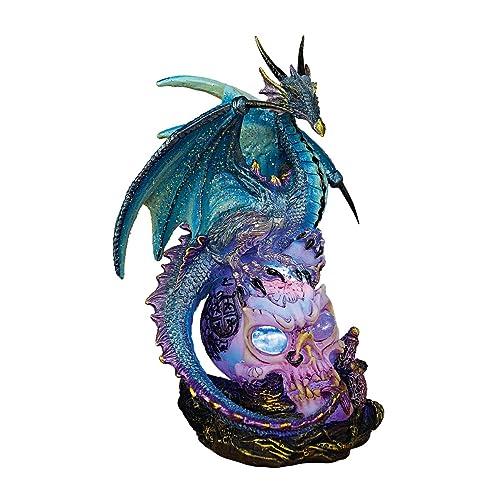 dragon statues amazon co uk
