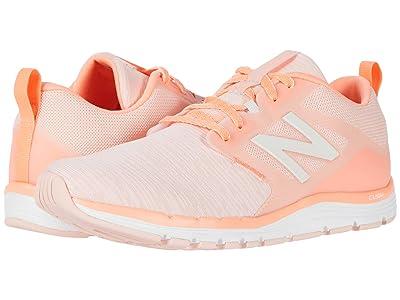 New Balance 577v5 (Peach Soda/Ginger/Linen Fog) Women