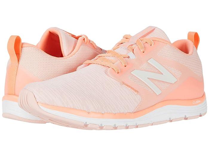 New Balance  577v5 (Peach Soda/Ginger/Linen Fog) Womens Shoes