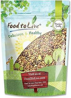 Salad Mix of Sprouting Seeds, 3 Pounds - Broccoli, Clover, Radish, Alfalfa, Kosher, Raw, Vegan