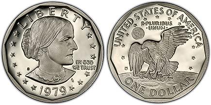 1979 S Susan B Anthony GEM Proof Dollar
