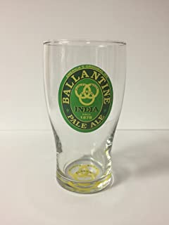 Ballantine India Pale Ale - 16oz Tulip Pint Glass - 1 Pk