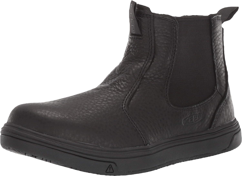 KEEN Utility Men's Kanteen Romeo (Soft Toe) Industrial Boot