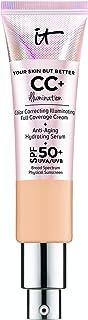 It Cosmetics CC Illumination Cream SPF 50 1.08 اونس (متوسط خنثی)