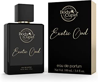 Body Cupid Exotic Oud Perfume for Men - Eau de Parfum - 100mL