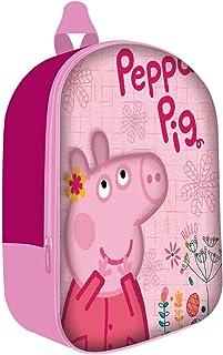 PP12887 Mochila 3D de 26x31x10cm de EONE-Peppa Pig