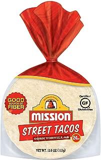 mission corn tortillas street tacos