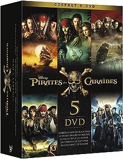 Pirates Des Caraïbes - L'intégrale 5 Films