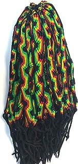 Rasta Friendship Bracelets Thread Wholesale lot Adjustable Style Wave (50 pcs)