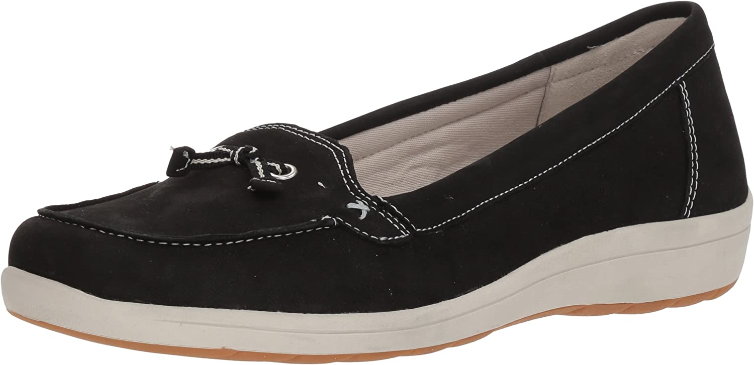 Easy Spirit Womens Loraty Boat shoes