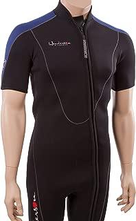 Henderson Thermoprene Men's 3mm Shorty Wetsuit Springsuit Front Zip
