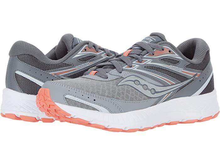 saucony womens wide running shoes