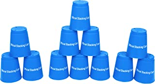 Quick Stack Cups Blue
