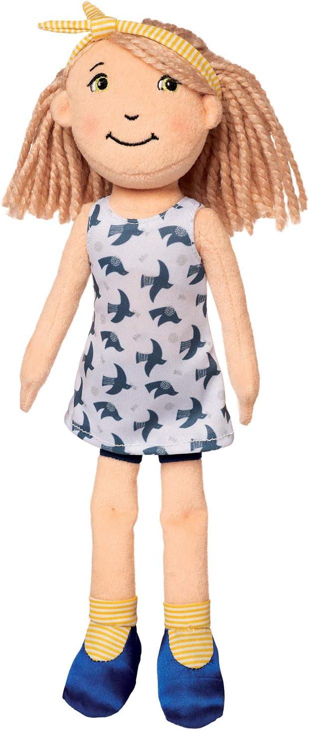 Manhattan Toy Groovy Girls Birdie - Muñeca de Moda Suave de Lanzamiento 2019