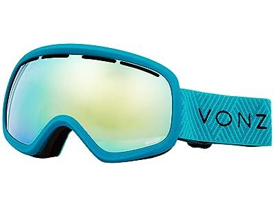 VonZipper Skylab Goggle (Mint Satin/Wild Stellar Chrome) Snow Goggles
