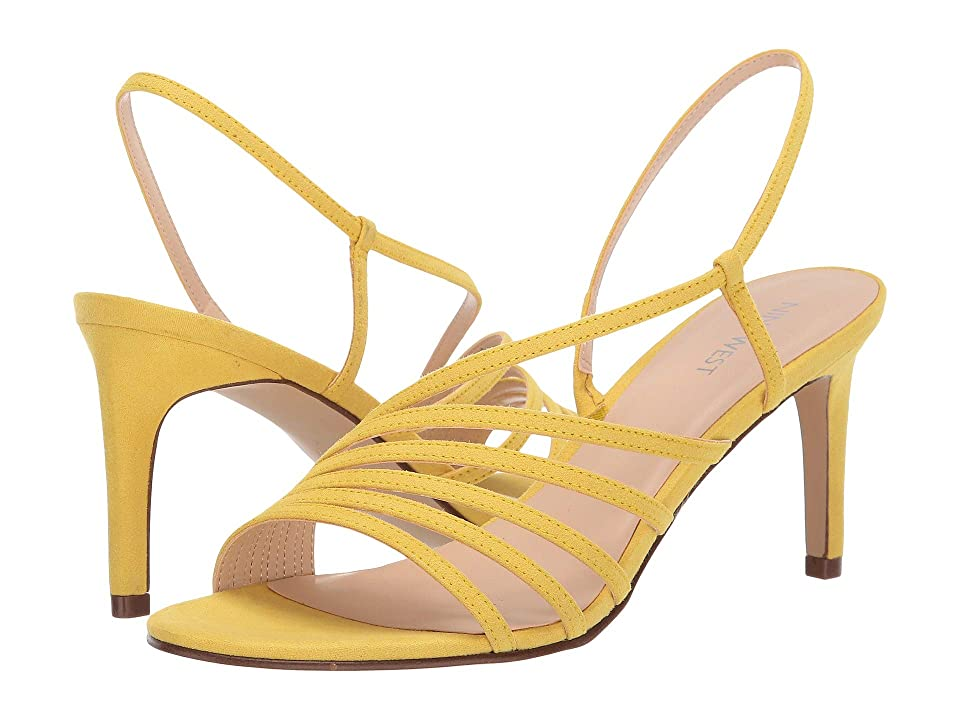 Nine West Atfirst (Citrine Yellow) Women