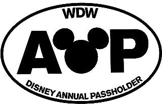 walt disney world annual passholder magnet