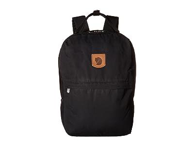Fjallraven Greenland Zip Large (Black) Backpack Bags