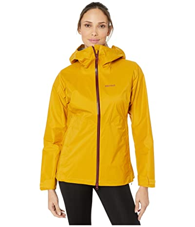 Marmot PreCip(r) Stretch Jacket (Yellow Gold) Women