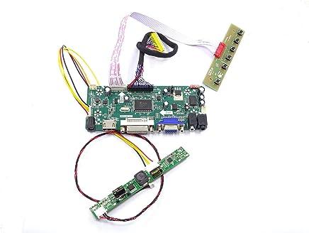 HDMI+DVI+VGA LCD Controller Converter Board Monitor Kit for 1440X900 LTM190BT03