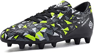 Boys Girls Soccer Cleats Football Shoes