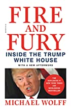 Cover image of Fire and Fury by Michael Wolff
