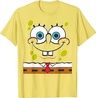 Spongebob Squarepants Large Face T-Shirt T-Shirt