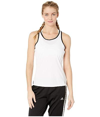 adidas Club Tank (White) Women