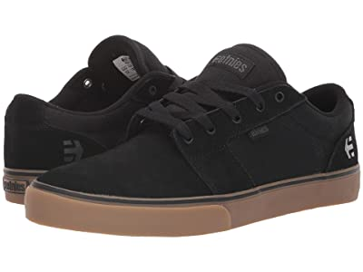 etnies Barge LS (Black/Gum/Grey) Men