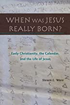 when was the birth of christianity