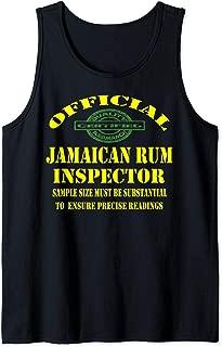 Jamaican Amber Rum Jamaican Dish Food Lover Tank Top