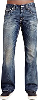 Men's Joey Flare Big T Jeans w/Flaps in Twenty Two